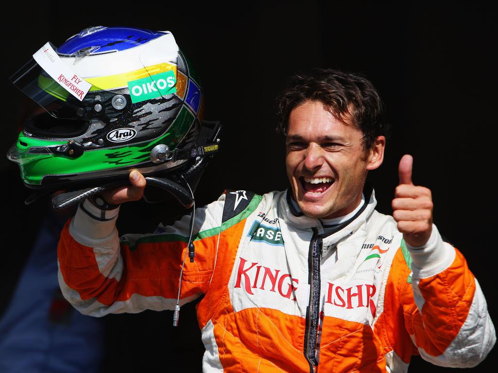 Giancarlo Fisichella - 229 Starts