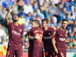 El cuadro culé quiere volver a hacer disfrutar al Camp Nou. (Foto: Getty)