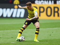 Der Vertrag von Marco Reus beim BVB läuft noch bis 2019