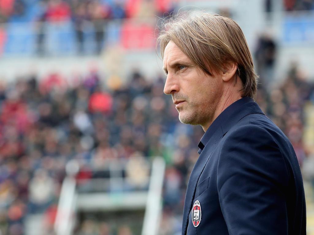 Davide Nicola warf beim italienischen Kellerkind FC Crotone das Handtuch