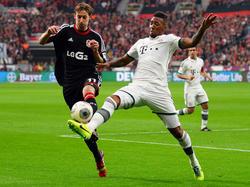 "Ist laut Uli Hoeneß der ""beste Innenverteidiger Deutschlands"": Jérôme Boateng"