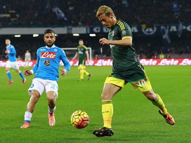 Nápoles y Milan ofrecerán el mejor partido de la jornada en el Calcio. (Foto: Getty)