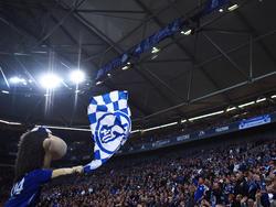 Wie üblich kein Hort der Ruhe: Auf Schalke