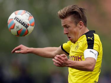 Felix Passlack zählt zu den Hoffnungsträgern beim BVB