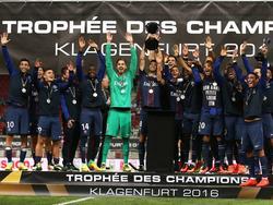 Hat PSG auch in der neuen Saison bei den nationalen Titeln die Nase vorn?