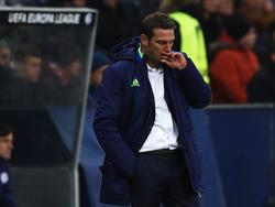 Markus Weinzierl und der FC Schalke wollen eine neue Serie starten