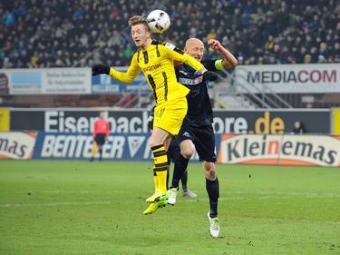 Marco Reus und der BVB setzten sich souverän gegen den SC Paderborn durch