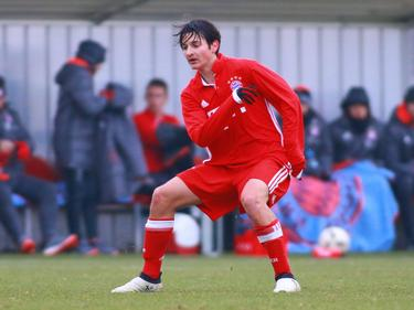 Antonio Trogrančić wechselt vom FC Bayern zu Ajax