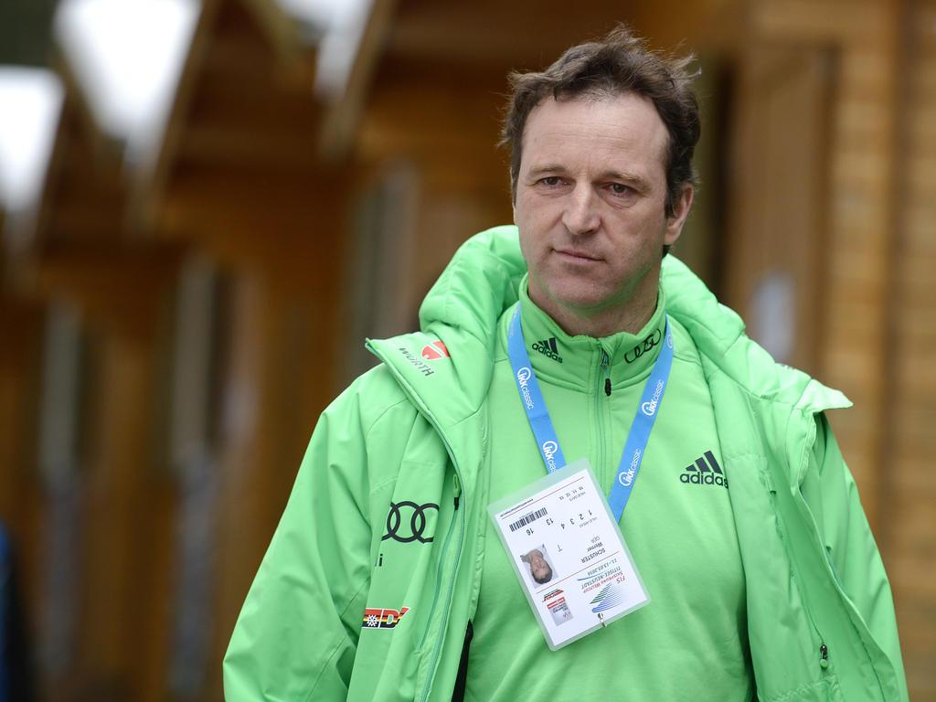Skisprung-Bundestrainer Werner Schuster gilt als