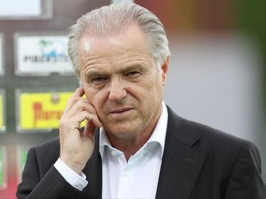 Klagenfurt-Präsident Peter Svetits erlitt mit seinem Verein vor dem OGH eine Niederlage