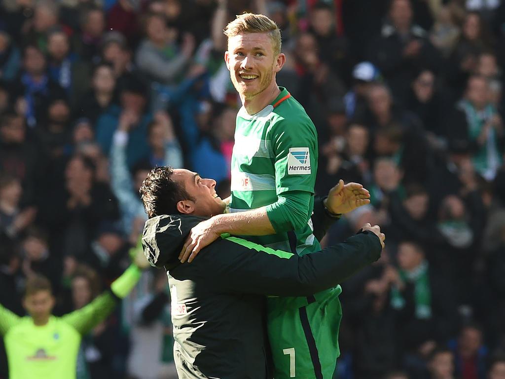 Florian Kainz erwies sich erneut als wichtiger