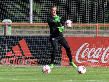 Marc-André ter Stegen ist die Nummer 1 der DFB-Elf beim Confed Cup