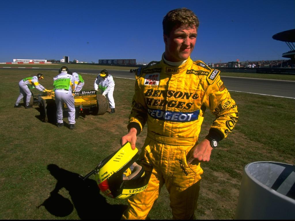 Ralf Schumacher - 180 Starts