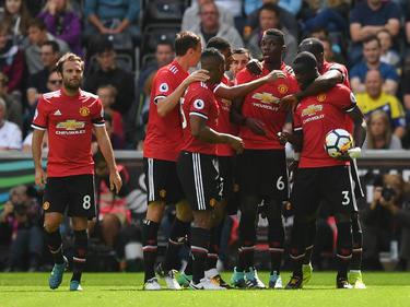 Manchester United bleibt auf der Siegerstraße