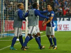 Der FC Schalke hat sein erstes Heimspiel der neuen Saison überraschend souverän gewonnen