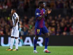 Ousmane Dembélé wird dem FC Barcelona mehrere Monate fehlen