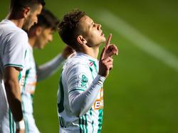 Louis Schaub durfte im Cup zwei Treffer bejubeln und will nun auch in der Liga nachlegen