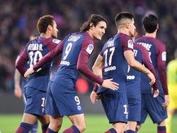 El cuadro parisino sigue lanzado en la punta del campeonato. (Foto: Imago)