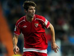 Nach fünf Jahren Rayo Vallecano, seit 2011 beim FC Sevilla