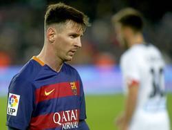 Messi ist am Flughafen attackiert worden