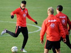 Änis Ben-Hatira steht vor seinem Debüt bei Eintracht Frankfurt