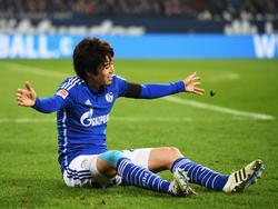 Schalkes Atsuto Uchida wird in dieser Saison vermutlich nicht mehr auflaufen