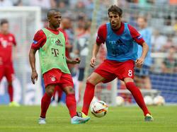 Costa und Martinez sind zurück im Training