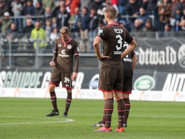 Der FC St. Pauli taumelt weiter durch die Liga