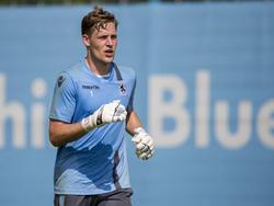 Torwart Vitus Eicher verlässt 1860 München und wechselt zum 1. FC Heidenheim