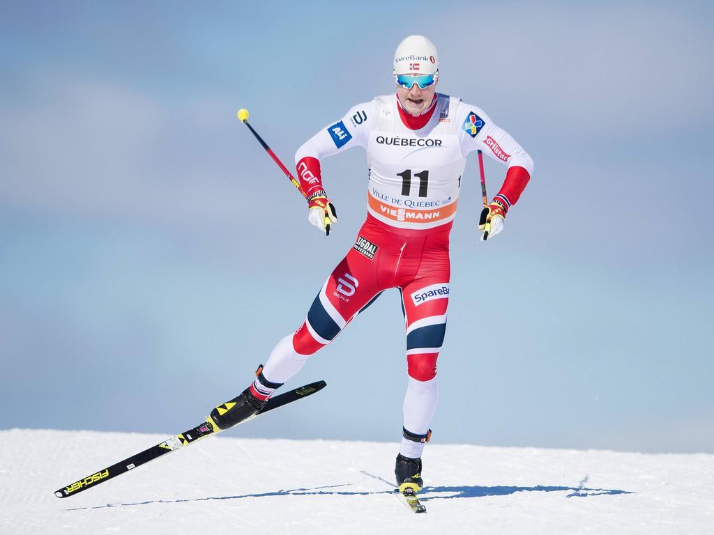 Sindre Bjørnestad Skar aus Norwegen triumphierte zum Saisonabschluss