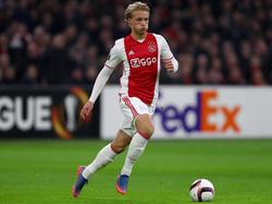 Kasper Dolberg lässt sowohl bei Ajax als auch in Dänemark die Herzen höher schlagen