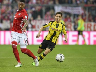 Emre Mor gewann mit dem BVB den DFB-Pokal