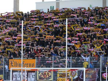 Die Anhänger des FSV Zwickau und der SG Dynamo verbindet eine Freundschaft