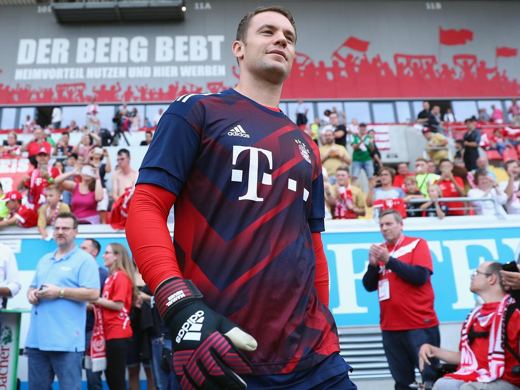 Bayern: Große Sorgen um Manuel Neuer