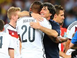 Joachim Löw plant auch bei der EM mit Jérôme Boateng
