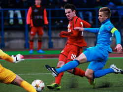Leverkusen schlägt Zenit in der Youth League