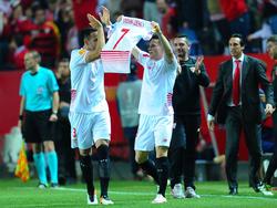 Sevilla kann auf Rekordjagd gehen