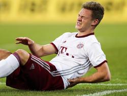 Joshua Kimmich fehlt den Bayern gegen Schalke