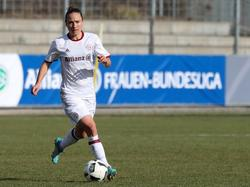 Gina Lewandowski bleibt dem FC Bayern länger erhalten