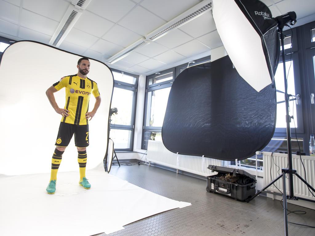 Der BVB verlängert den Vertrag mit Gonzalo Castro