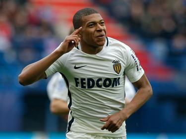 Kylian Mbappé está camino de convertirse en un gran jugador. (Foto: Getty)
