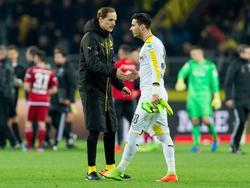Keeper Roman Bürki ist die unumstrittene Nummer eins beim BVB