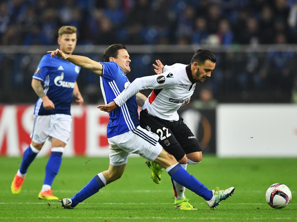 Stuttgart Ex-Super-League-Spieler Donis