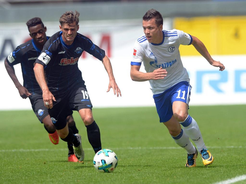 LIVE! Schalke 04 gegen SC Padeborn