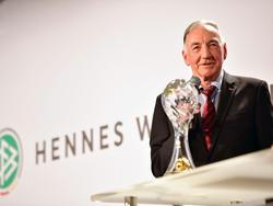 Bernd Schröder ist mittlerweile Ehrenpräsident von Turbine Potsdam