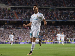Marco Asensio erzielte beide Real-Treffer gegen Valencia