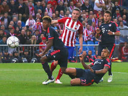 Glaubt man der Statistik, liegt der FC Bayern im CL-Halbfinale noch nicht am Boden