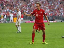 """Thomas Müller steht auf der Kandidaten-Liste für den """"Ballon d'Or"""""""