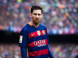 Der FC Barcelona und wird am Wochenende nicht feiern