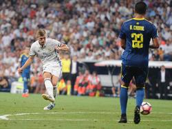 Kroos streichelt den Ball gegen Celta de Vigo ins Tor